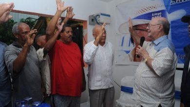 Photo of Hipólito Mejía recibe nuevo apoyo de dos aspirantes a alcaldes, un regidor de dirigentes del PRM en Sánchez Ramírez