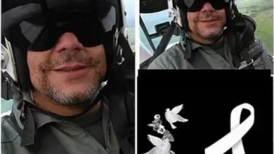 Photo of De esta manera despide Sergio Carlo a su hermano piloto