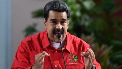 Photo of Maduro pide prepararse para «una batalla» si Trump bloquea a Venezuela