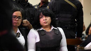 Photo of Autoridades depositan recurso contra sentencia que reduce pena a Marlin Martínez