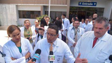 Photo of Ginecólogos de maternidad de Santiago paralizarán labores