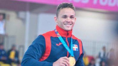Photo of Audrys Nin se impuso al dolor para saltar hasta el oro