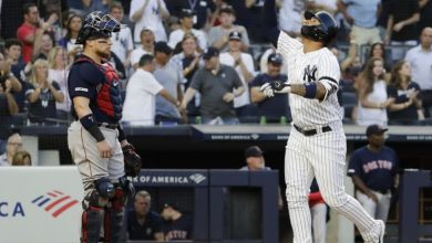 Photo of NY sometió a Boston con grand slam de Gleyber