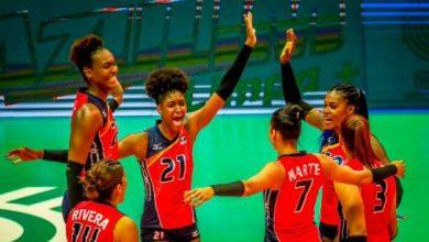 Photo of Las Reinas del Caribe vencen a Azerbaiyán en preolímpico de voleibol