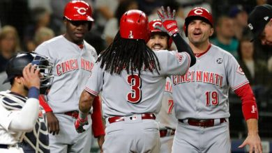 Photo of Galvis batea grand slam y Rojos vencen a Seattle