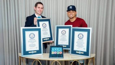 Photo of Ozuna entra al libro Guinness World Records 2020
