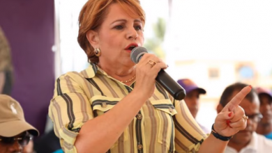 Photo of  La diputada Lucía Medina se queja de «malos tratos»