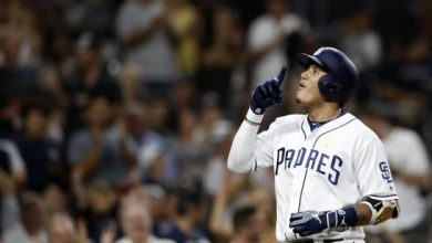 Photo of Con jonrones de Machado y Myers, Padres vencen a Rockies