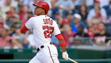 Photo of Juan Soto dispara su primer HR en postemporada