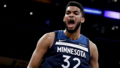 Photo of La actuación de Towns en la victoria de los Timberwolves