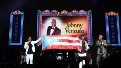 Photo of Todo un éxito concierto de Johnny Ventura, sold out, en Puerto Rico