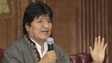 Photo of Evo Morales dice que sufre persecución de Interpol