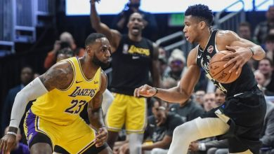 Photo of Lakers, Davis y LeBron pierden de Milwaukee Bucks y Giannis