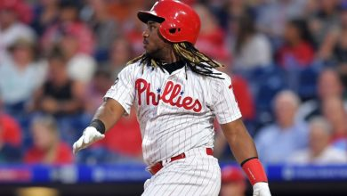Photo of Kansas City firma al tercera base Maikel Franco