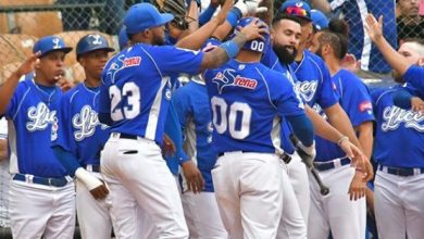 Photo of Licey deja a los Toros en una carrera e igualan la serie final 3-3