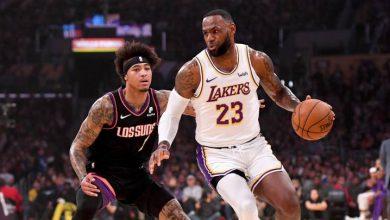 Photo of Los Lakers en cadena triunfos al con la ofensiva de LeBron James