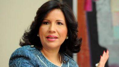 Photo of Operan de emergencia a la vicepresidenta Margarita Cedeño debido a un apendicitis aguda