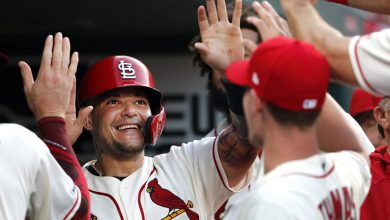 Photo of Yadier Molina reiteró que quiere ser «Cardenal de por vida»