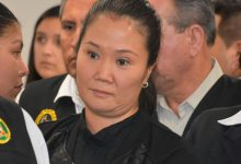 Photo of Keiko Fujimori esperará con su familia fallo que puede devolverla a prisión