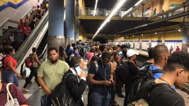 Photo of La Opret explica porqué hoy los vagones del Metro sufrieron retrasos