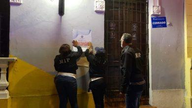 Photo of Cierran cuatro centros de diversión por presencia de menores y venta de drogas
