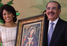 Photo of El presidente Danilo Medina pide a la Altagracia bendiciones para la patria