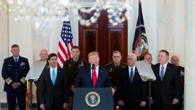 Photo of Donald Trump opta por la contención militar y la presión contra Irán