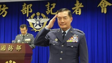 Photo of Muere en accidente aéreo jefe del Ejército taiwanés
