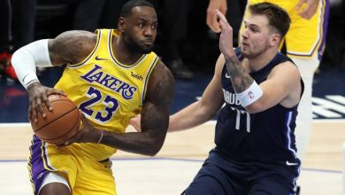 Photo of LeBron y Doncic siguen dominando votaciones