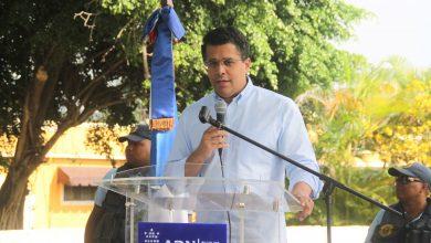 Photo of David Collado entrega remozado parque Los Ríos