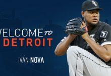 Photo of Los Tigres de Detroit firman por un año al derecho Iván Nova
