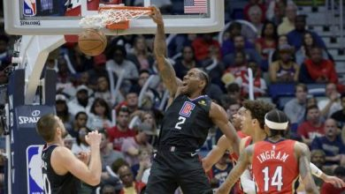 Photo of Clippers se apoyan en Leonard y vencen a Pelicans en la NBA