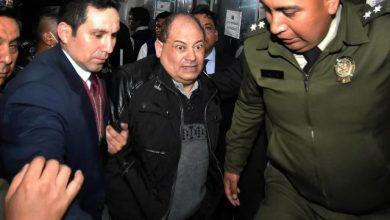 Photo of Un exministro, la primera autoridad de la era de Evo Morales en ir a prisión