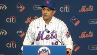 Photo of Luis Rojas asegura que llevará a los Mets de NY al éxito