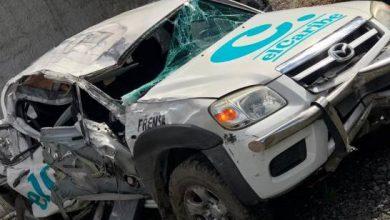 Photo of Equipo de prensa de El Caribe sufre accidente de tránsito
