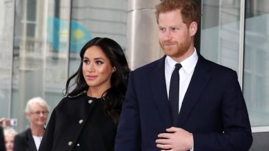 Photo of Meghan Markle y el príncipe Enrique despiden a todo su personal en Londres