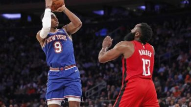 Photo of Knicks cortan seguidilla de seis triunfos de Rockets