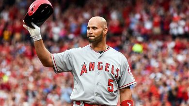 Photo of Albert Pujols disponible para jugar por primera vez en Liga Dominicana