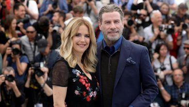 Photo of Muere la actriz Kelly Preston, esposa de John Travolta, a los 57 años