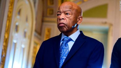 Photo of Fallece John Lewis, líder de derechos civiles en EEUU