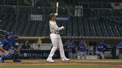 Photo of Machado aniquila a Rangers con grand slam