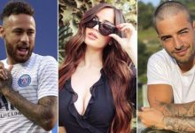 Photo of Maluma se ve obligado a responder sobre su expareja y Neymar