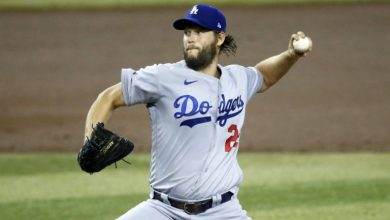 Photo of Brillante debut de Kershaw le dio serie a L.A.