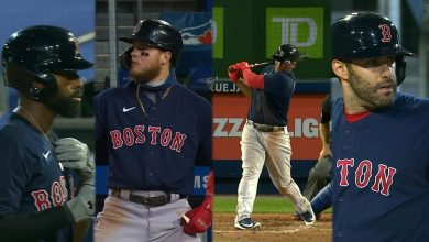 Photo of Devers fleta tres y Boston vence a Toronto