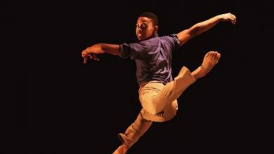 Photo of Darel José, primer dominicano en ingresar al Birmingham Royal Ballet de Londres