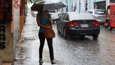 Photo of Las lluvias se incrementarán este fin de semana debido a la tormenta tropical Laura