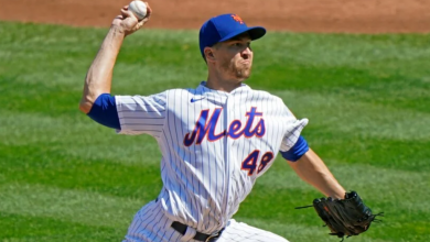 Photo of deGrom domina y los Mets aplastan a Filis