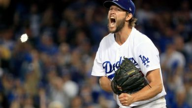 Photo of Dodgers barren detrás de joya de Kershaw