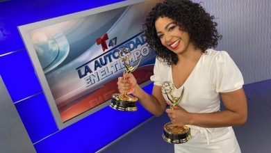 Photo of Periodista dominicana gana dos Emmy