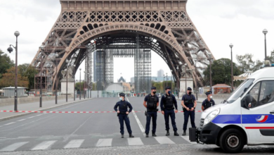 Photo of Evacúan la Torre Eiffel por alerta de bomba